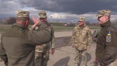Американцы проверили, как ВСУ в Донбассе используют подаренную технику