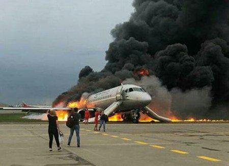 Опубликован список выживших пассажиров в результате ЧП с SSJ-100