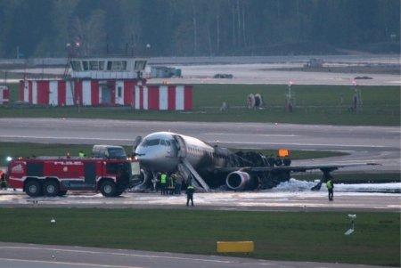 Судьба 28 человек из Sukhoi Superjet-100 остаётся неизвестной
