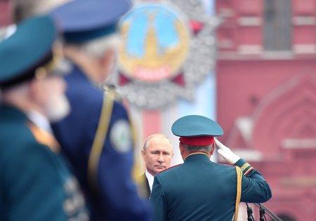 Путин: Россия сделает всё необходимое для обеспечения обороноспособности страны