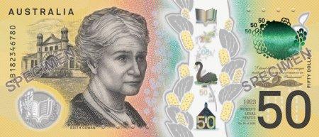 Австралийский банк напечатал банкнот на 400 миллионов с ошибкой в тексте