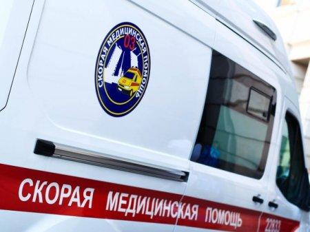 ГИБДД: При столкновении трамвая, Iveco и Chevrolet в Петербурге пострадали четверо