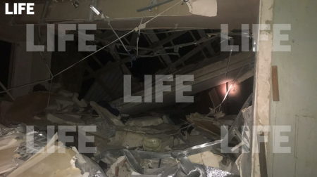 Под Ростовом введён режим ЧС после взрыва газа в жилом доме