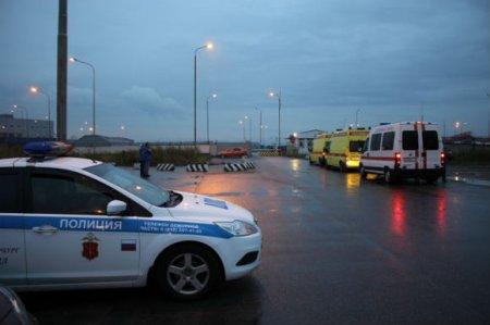 В Рязани эвакуируют автовокзал и торговые центры