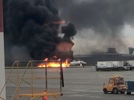 СМИ: МАК до конца мая опубликует предварительный доклад о катастрофе SSJ-100