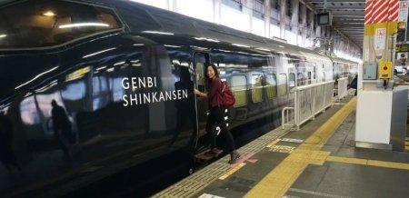 Японцы создали самый быстрый поезд в мире