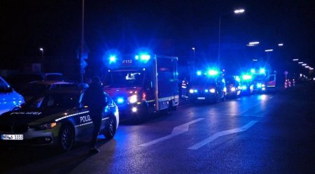 Более 20 человек пострадали при распылении перцового газа в клубе в Германии