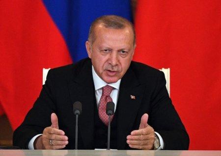 Эрдоган надеется на сотрудничество с Россией в разработке С-500
