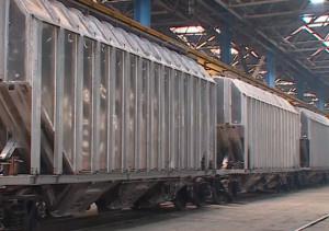 Россия «с нуля» начала крупный серийный выпуск вагонов из алюминия