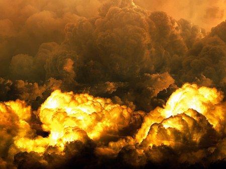 На оборонном заводе в Дзержинске прогремел двойной взрыв (фото, видео)
