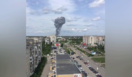 Пострадавшим при взрывах на заводе в Дзержинске выплатят по 150 тысяч рублей