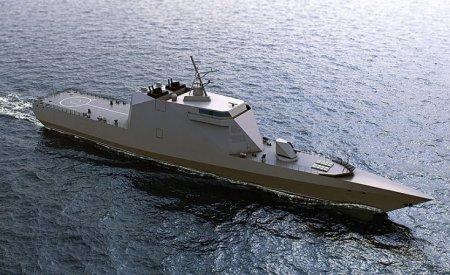 """В РФ нашли замену """"вставшим"""" без украинских двигателей фрегатам"""