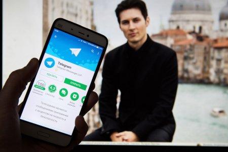 Дуров отказался от еды ради Telegram