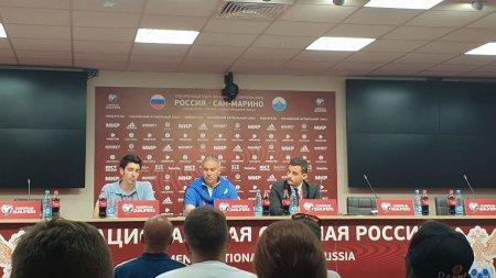 Главный тренер Сан-Марино похвалил Дзюбу