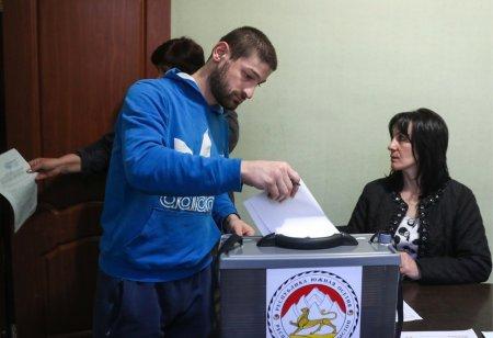 В Южной Осетии стартовали выборы в парламент