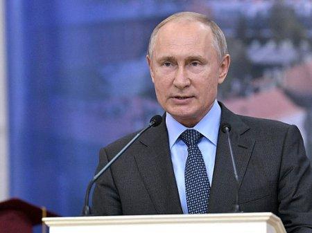 Путин проведет «прямую линию» с народом 20июня