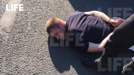 Лайф публикует фото задержанного за расстрел двух человек в Уфе