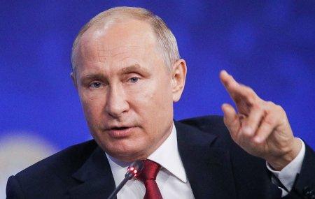 Путин заявил, что мир подошёл к опасной черте