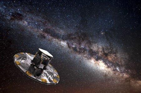 Обнаружена карликовая галактика, пережившая столкновение с нашей