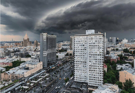 Синоптики рассказали о погоде в Москве 15 июня