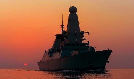 Британия направит 100 спецназовцев для охраны своих судов в Персидском заливе