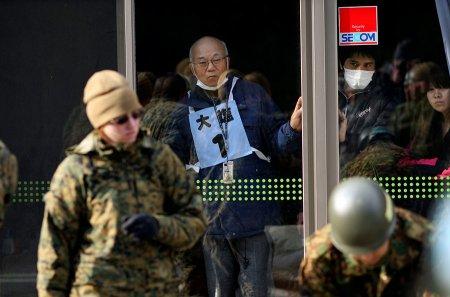 В Японии отменили угрозу цунами