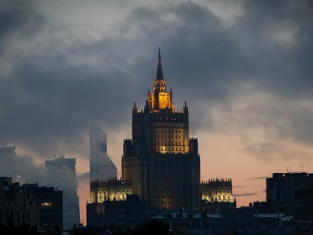 МИД РФ: Заявления следственной группы по крушению МН17— голословные обвинения