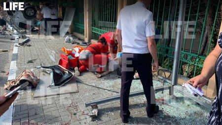 В Сочи возбудили дело после смертельного ДТП на остановке