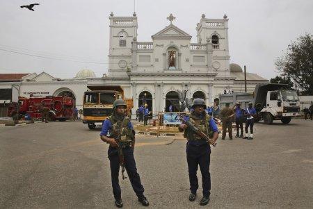 В Шри-Ланке продлили режим ЧП, введённый после серии взрывов