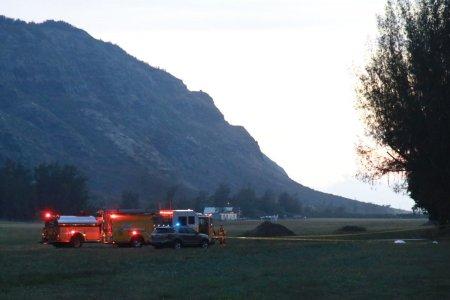 Девять человек погибли при крушении самолёта на Гавайях