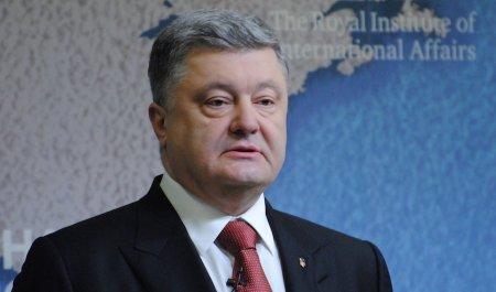 Порошенко заявил, что Европа начала признавать Крым российским