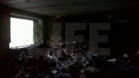 Полицейские и спасатели пострадали в результате взрыва газа в Коврове