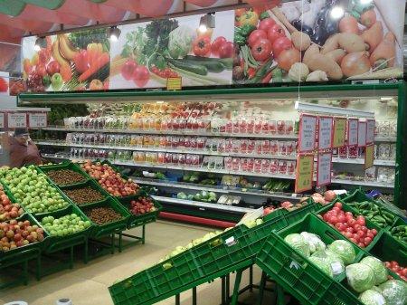 Овощи в Украине подорожали на 86%