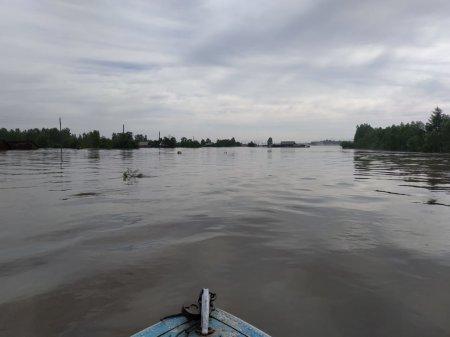 В Иркутской области оценили ущерб дорогам региона от паводка
