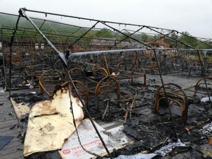 СМИ: Число погибших детей при пожаре в лагере под Хабаровском возросло до двух
