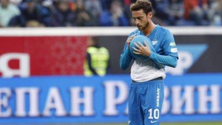 «Зенит» откажется отполучающего больше всех вРоссии футболиста
