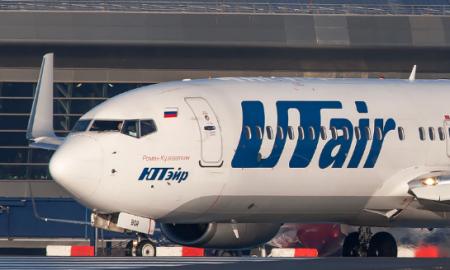 Самолёт UTair совершил вынужденную посадку в Уфе