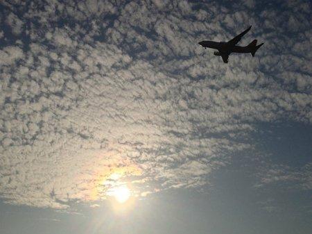 Британский самолет-разведчик пролетел над берегами Крыма