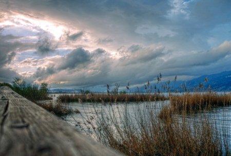 Двое россиян погибли из-за сильного шторма в Греции