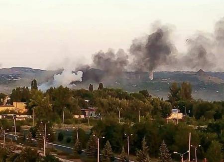 Один человек погиб, семеро ранены при обстреле Первомайска со стороны ВСУ