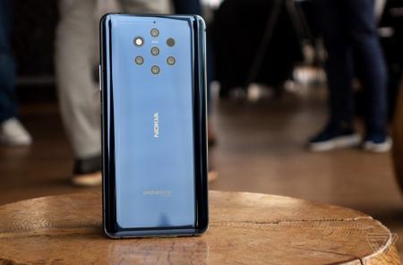 Флагманский Nokia 9 PureView резко сбросил в цене