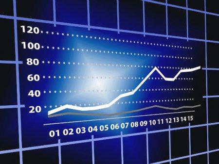 Торги на российском рынке акций начались в «зеленой зоне»