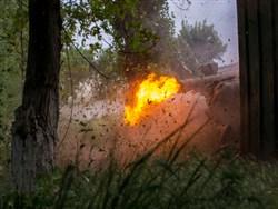 В Донбассе применили запрещенное оружие