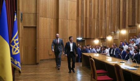 В партии Зеленского предложили сажать в тюрьму за переговоры с Россией