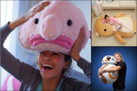 Мягкие игрушки способны поддержать человека психологически