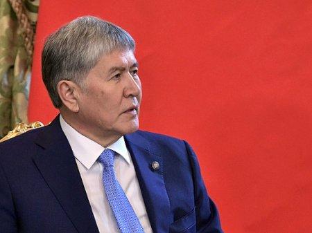 Сотрудники правоохранительных органов Киргизии уехали из села, где живет Атамбаев