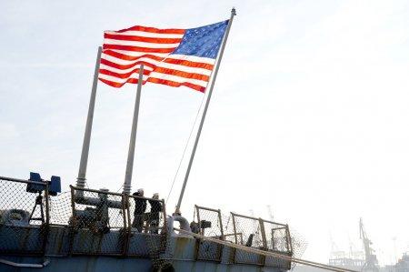 Власти США отправили эсминец в Чёрное море