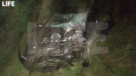 В Воронежской области в результате ДТП погибло два человека — фото
