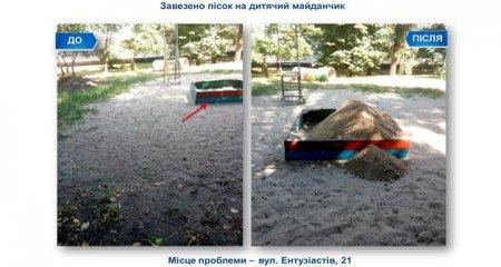 Мэрия Киева постоянно улучшает жизнь быт горожан.Завидуй Собянин!