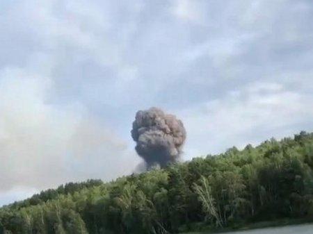 Склад с боеприпасами в Краснорском крае расформируют до середины 2020 года